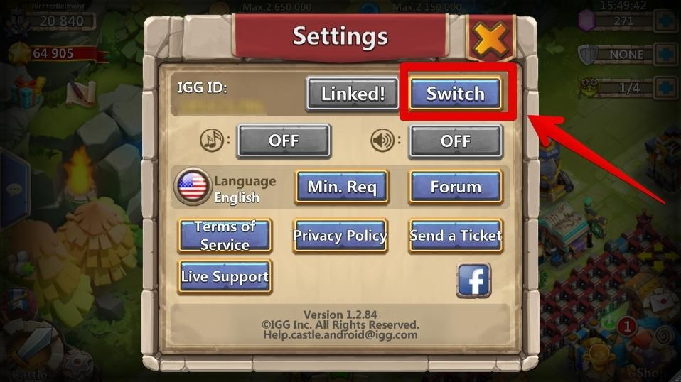 How to restart Castle Clash game? - Castle Clash Forum