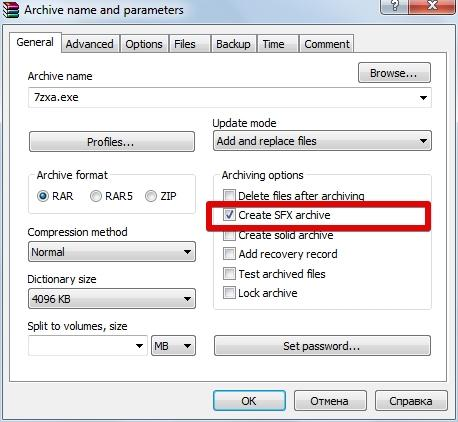 What is WinRAR self-extracting archive? - WinRAR Forum